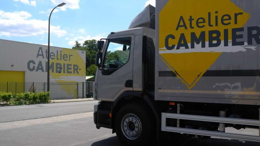 ATELIER CAMBIER